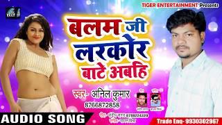 बलम जी लरकोर बाटे अबहि - Balam Ji Larkor Baate Aabhi - Anil Kumar - Bhojpuri Songs 2019