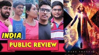 X-Men: Dark Phoenix PUBLIC REVIEW | INDIA | Sophie Turner, James McAvoy, Michael Fassbender