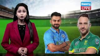 South Africa v India,Mid-innings show  India Vs South Africa Live Virat Kohli Vs Kagiso Rabada