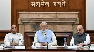Centre reconstitutes eight cabinet committees, Amit Shah included in all 8, PM Modi in 6