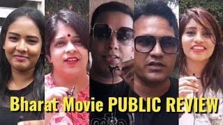 Bharat Movie - PUBLIC REVIEW - Salman Khan, Katrina Kaif, Disha Patani, Sunil Grover