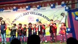 Beautiful  Folk Dance By Kids.
