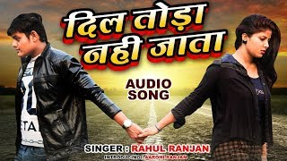 Latest Hindi Sad Songs 2018 - Dil Toda Nahi Jata - Rahul Ranjan, Aarohi Ranjan - Sad Songs 2018