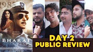 BHARAT PUBLIC REVIEW | DAY 2 | Salman Khan Katrina Kaif, Sunil Grover