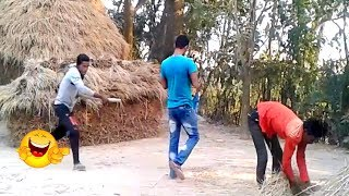 Must Watch New Funny Comedy Videos 2019   Episode 4