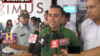 6 JUNE N 5 B 2  Dhiraj Mahajan organized the program in honor of the martyrs.