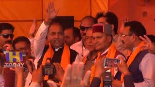 6 JUNE N 9  People express gratitude for BJP's historic victory in Lok Sabha elections