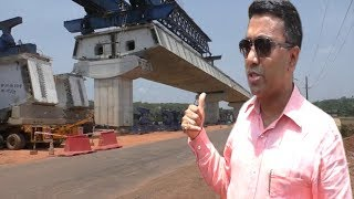 New Zuari Bridge Will Complete By December 2020: CM