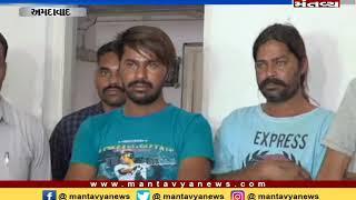 Ahmedabad: રૂરલ LCB દ્વારા પેરોલ અને વચગાળાના જામીન પર ફરાર ચાર આરોપીઓની ધરપકડ કરવામાં આવી