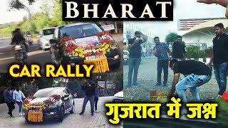 BHARAT Grand Celebration In Gujarat | BHARAT CAR | Salman Khan