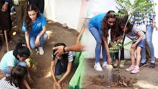 Dia Mirza Supports #Beatairpollution On This World Environment Day 2019