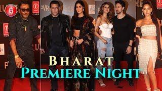 BHARAT Premiere Night | Salman Khan , Katrina Kaif , Tiger Shroff , Disha Patani