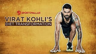 Here's The Diet Plan Which Made Virat Kohli So FIT