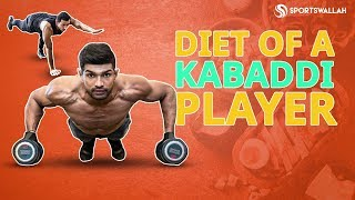 Wanna Be Kabaddi Ready? Here's The Diet You Need To Follow!