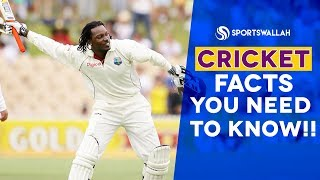 We Bet You Did Not Know These Facts About Cricket!