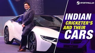 Cars Owned By Indian Cricketers!