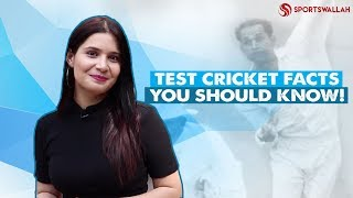 Insane Test Cricket Facts You Should Know - What The Fact!