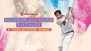 #MotivationalStories   Mansur Ali Khan Pataudi - Eye Of The Tiger