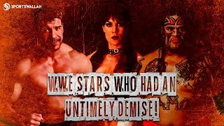 WWE Superstars Who Died Unexpectedly!