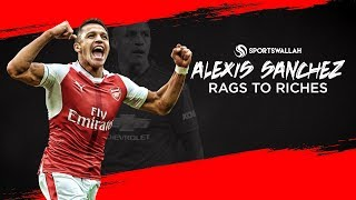 #MotivationalStories | Alexis Sanchez - From Rags To Riches!
