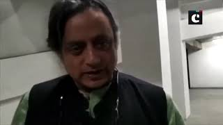 'Not a realistic request': Shashi Tharoor on making Sanskrit as India's official language