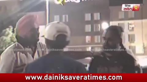 Sidhu Moose Wala ਨੇ ਗਾਇਆ Gurdas Maan ਦਾ Challa | Video ਹੋਈ Viral | Dainik Savera