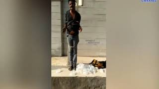 Morbi | One person was arrested with the quantity of domestic liquor | ABTAK MEDIA