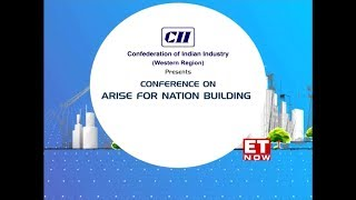 "Panel Discussion on ""Industry as Nation Builders for a New India"" at the CII-WR Annual Meeting 2019"