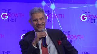 External Affairs Minister participates at the 7th Growth Net Summit in New Delhi, 6th June 2019