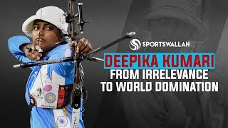 #MotivationalStories | India's Ace Archer Deepika Kumari - From Obscurity To World Domination!