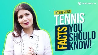 Some Really Interesting Tennis Facts You Should Know! | What The Fact