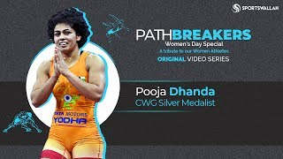 PATHBREAKERS EP 2 - In conversation with Pooja Dhanda, Commonwealth Games Silver Medalist