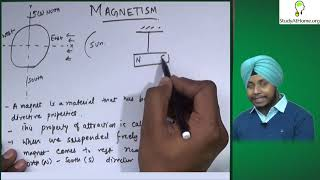 Magnetism | Physics for Class XII by Narender Singh
