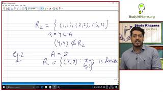 Learn Relation and Function | Maths for Class XII by Lalit Sharma