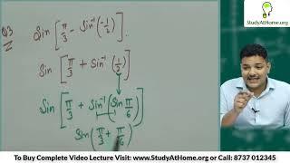 Inverse Trigonometry | Maths for Class XII Puneet Dogra