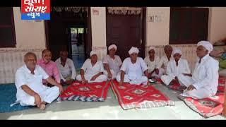 બનાસકાંઠા-સામલા ગામે શ્રી ગોગા મહારાજનો પ્રાણ પ્રતિસ્થા મહોત્સવ ઉજવાયો