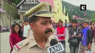 HP Police organise dog show at Shimla Summer Festival