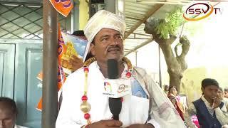 Eshwar Rathod Retirement Of  Gsecom Progaram Kalaburgi @ SSV TV