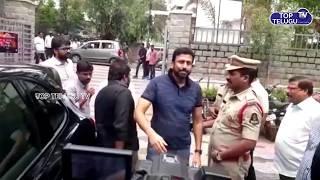 Ravi Prakash Latest News | Ravi Prakash Attends For Second Day Interrogation | Top Telugu TV