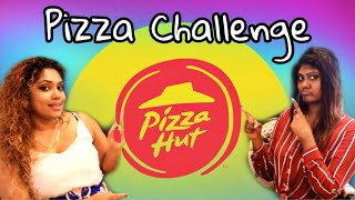 Food Fight / Pizza Challenge