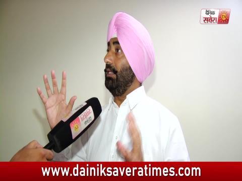 Exclusive Video Interview: Sukhpal Khaira से सुनिए CM Captain ने Navjot Sidhu का क्यों बदला विभाग