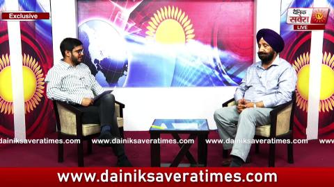 Exclusive video interview with Minister Sukhjinder Randhawa on Every important issue