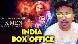 X-Men: Dark Phoenix INDIA Box Office Collection | Sophie Turner, James McAvoy, Michael Fassbender