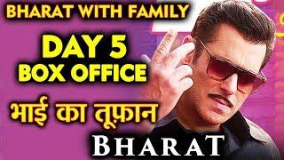 BHARAT 5th Day Collection   Box Office Prediction   Massive   Salman Khan