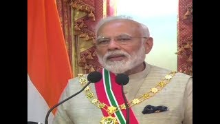 India gives utmost importance to its relationship with Maldives: PM Modi | Modi in Maldives