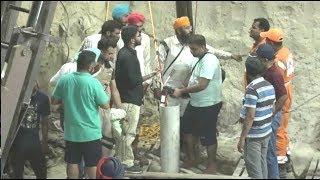 Fatehveer के नज़दीक पहुंची  Rescue Team ख़ुशख़बरी जल्द  NDRF | Live Coverage | Bhagwanpur | Sangrur |