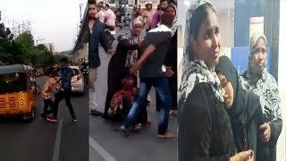 SR Nagar Par Din Dahade Filmi Andaaz Me Qatilana  Humla | AT SR Nagar Road | @ SACH NEWS |