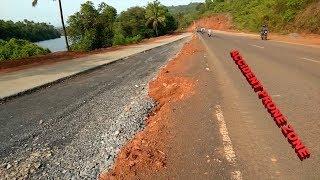 Dhargal-Patradevi Road Declared Accident Prone Zone