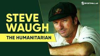 Steve Waugh: Going Beyond Cricket