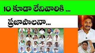 YS Jagan Cabinet Ministers List 2019 | YSRCP Ministers | Kodali Nani I rectv india